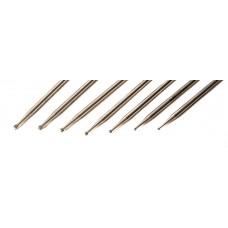11RS Φρέζα ανοξείδωτη στρογγυλή αχινάκι (1,0mm-1,8mm)