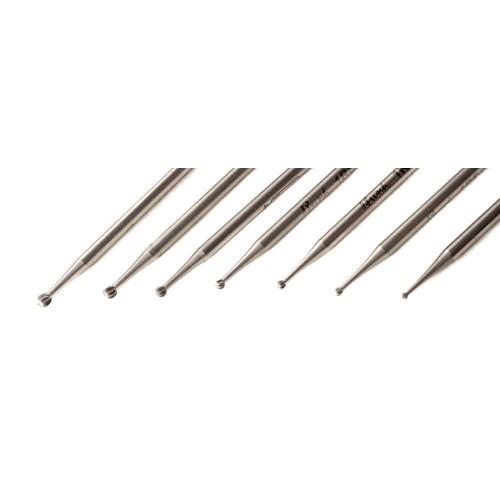 1RS Φρέζα ανοξείδωτη στρογγυλή (1,0mm-2,9mm)