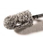 DT4854R.100 Φρέζα διαμαντέ κουκουνάρα κωνική μεσαία χοντρός κόκκος 10,0mm