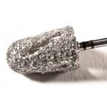 DT4854R.120 Φρέζα διαμαντέ κουκουνάρα κωνική μεγάλη χοντρός κόκκος 12,0mm