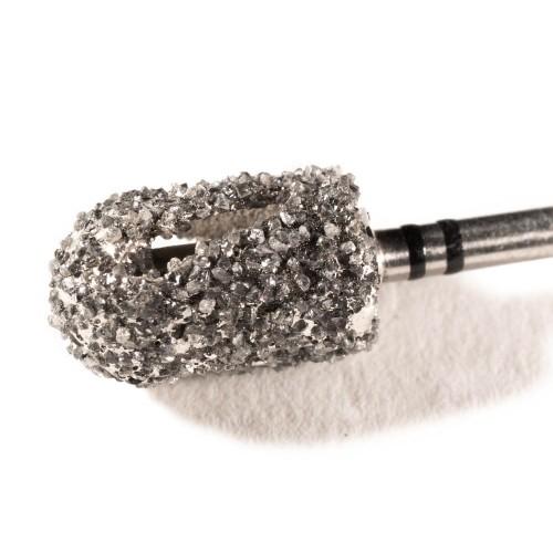 DT4880.085 Φρέζα διαμαντέ κουκουνάρα μικρή χοντρός κόκκος 8,5mm