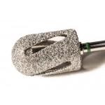 DT6880.095 Φρέζα διαμαντέ κουκουνάρα μεσαία λεπτός κόκκος 9,50mm