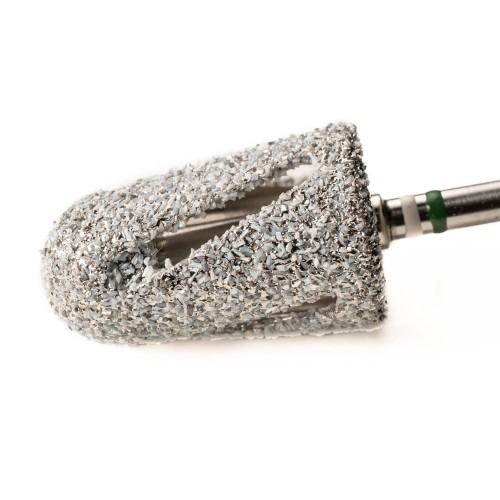 HT6854R.120 Φρέζα διαμαντέ υβριδική κουκουνάρα κωνική μεγάλη 12,0mm