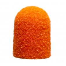 Podo13R/080 Καπελάκι πομπέ 13mm 80 Grit πορτοκαλί (10 τμχ.)