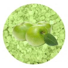 Άλατα ποδόλουτρου με άρωμα πράσινο μήλο