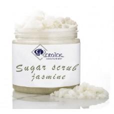 Scrub γιασεμί με λευκή ζάχαρη