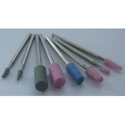 Τροχολιθάκια λεπτή εργασία λείανσης για νύχια και πετσάκια
